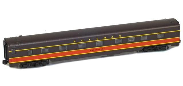 AZL 73020-2 IC Panama Limited Sleeper 4-4-2 PULLMAN HAZELHURST Lightweight Passenger Car