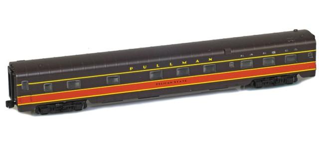 AZL 73120-1 IC Panama Limited Sleeper 6-6-4 PULLMAN PELICAN STATE Lightweight Passenger Car