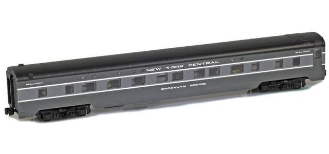 AZL 73007-1 NEW YORK CENTRAL Sleeper 4-4-2 BROOKLYN BRIDGE Lightweight Passenger Car