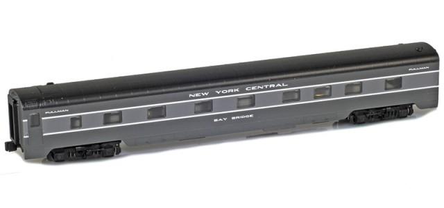 AZL 73007-2 NEW YORK CENTRAL Sleeper 4-4-2 BAY BRIDGE Lightweight Passenger Car