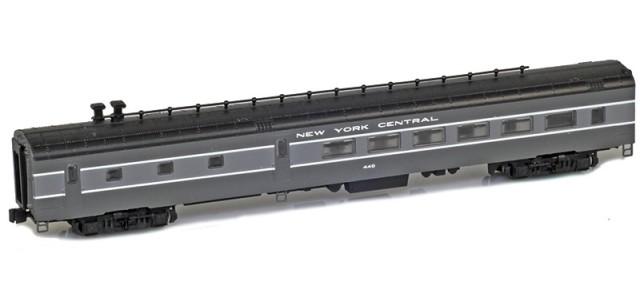 AZL 73507-1 NEW YORK CENTRAL Diner Lightweight Passenger Car #440