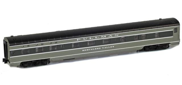 AZL 73102-2 PULLMAN Sleeper 6-6-4 MESCALERO VALLEY Lightweight Passenger Car