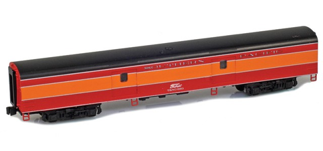 AZL 73647-2 SOUTHERN PACIFIC Baggage Daylight T&NO #651 Lightweight Passenger Car