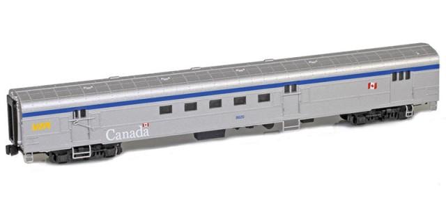 AZL 73951-2 VIA Mail Lightweight Passenger Car #8621