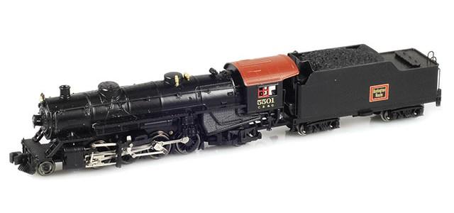 AZL 50109-2 CB&Q Mikado (H) #5507