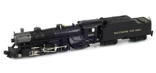 AZL 50003-1 Baltimore & Ohio Mikado (L) #4500