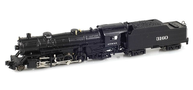 AZL 50108-2 ATSF Mikado (H) #3172