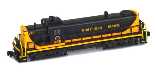 AZL 63301-2 Northern Pacific RS-3 #861