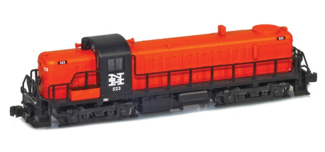 AZL 63303-1 New Haven RS-3 #523