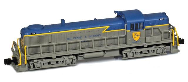 AZL 63309-3 Delaware & Hudson RS-3 #4127
