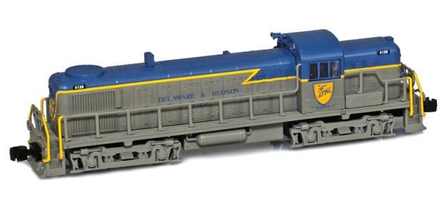 AZL 63309-1 Delaware & Hudson RS-3 #4120
