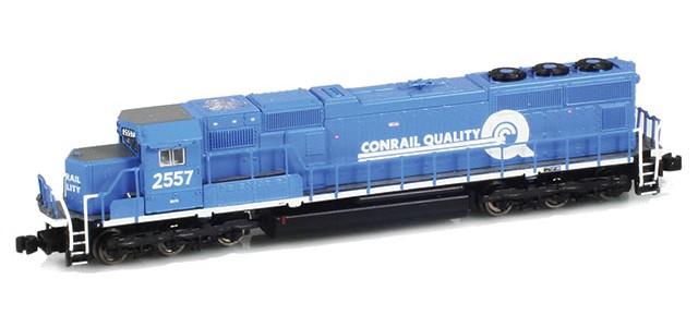 AZL 61007-1 SD70M Conrail #2557
