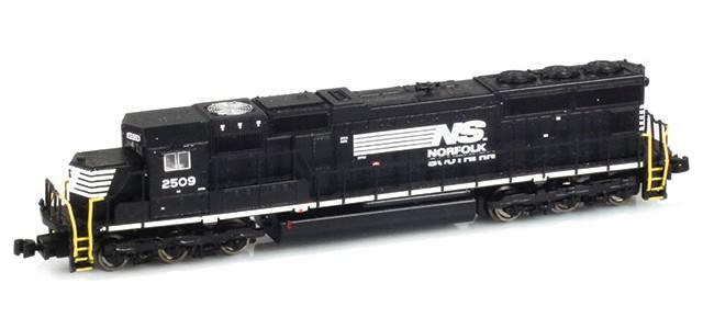 AZL 61008-1 SD70 Norfolk Southern #2509