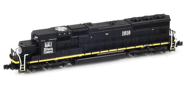 AZL 61009-1 SD70 Illinois Central #1010