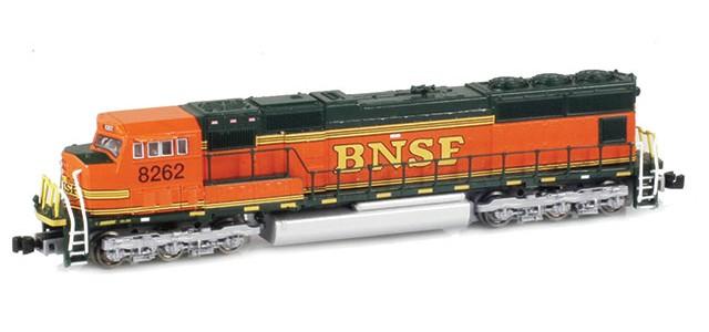 AZL 61014-1 SD75M BNSF Heritage II #8259