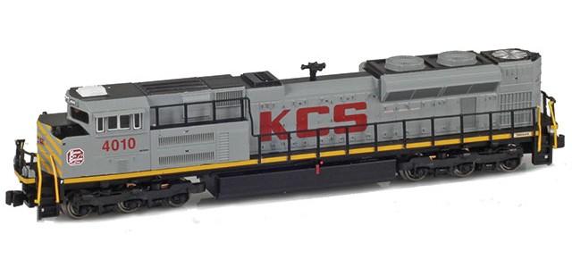 AZL 63105-1 SD70ACe Original Cab KCS #4010