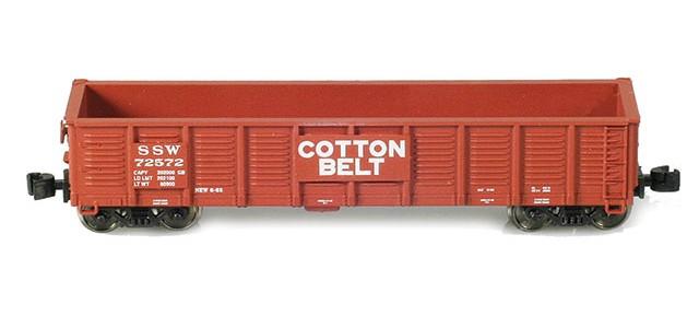 AZL 90245-1 Waffle Gondola Cotton Belt | 4-Car Set | Set 1